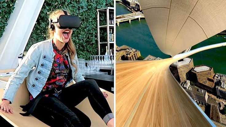 Experiencia BTL de realidad virtual en el edificio más alto de Londres @alvarodabril