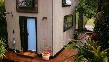 Nadia S Zen Tiny House In Byron Bay Australia Tiny