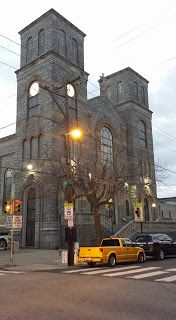 The Matt Ward History Experience : Article - Saint Monica Parish and Tommy Loughran