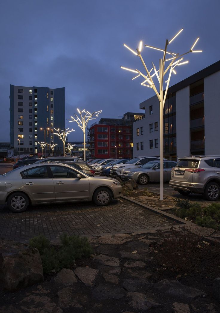 Albero project in reykjavik iceland lighting products for Cube suites istanbul