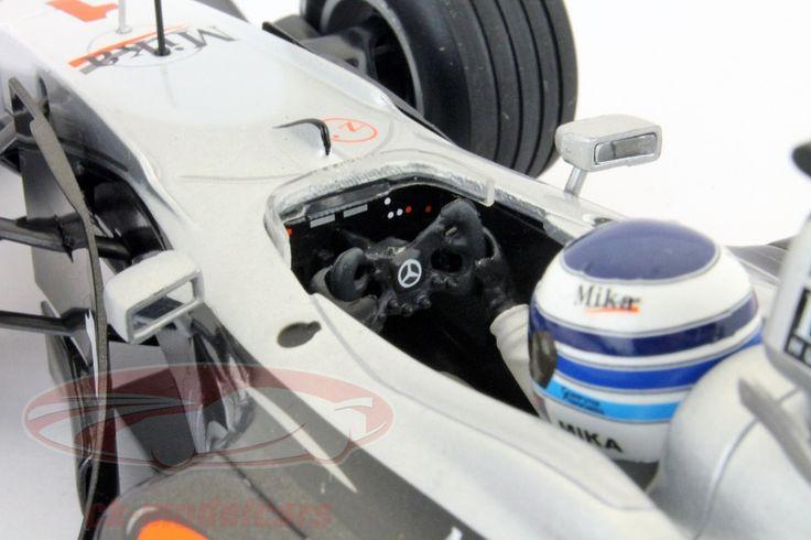 Mika Hakkinen McLaren Mercedes MP4/15 Formula 1 2000 1:18 Minichamps