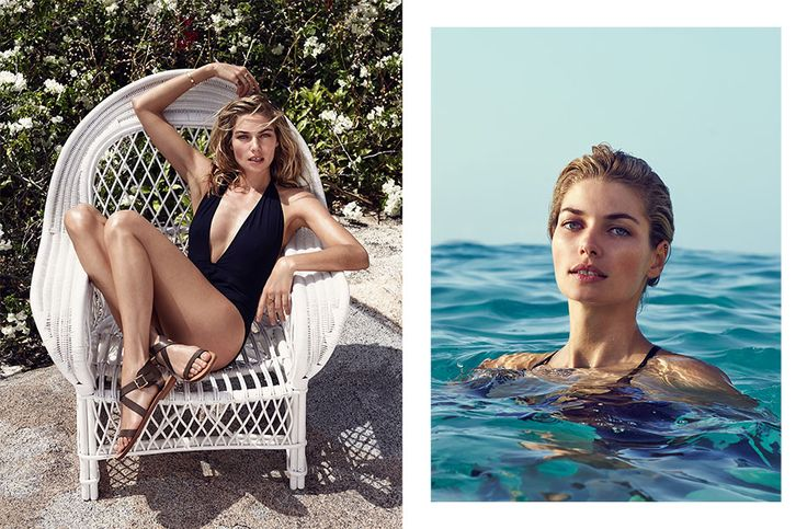 The hottest swimwear, holiday inspiration from jet-setting model Jessica Hart and the summer beauty treatments guaranteed to get you vacation ready, all in this week's #THEEDIT (Last week of May 2014)