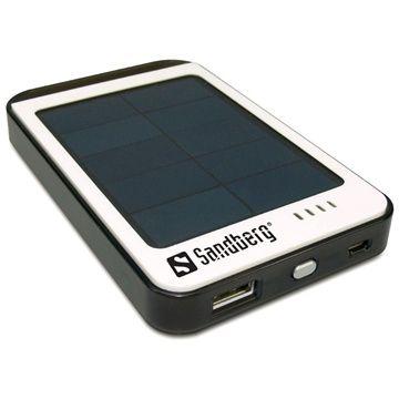 Sandberg PowerBank Solar Lader