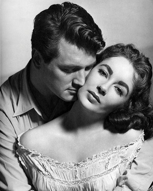 Elizabeth Taylor couple