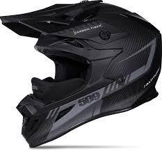 509 Altitude Carbon Fiber Helmet - Black Ops
