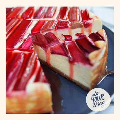 This Cheesecake Thursday is the perfect flavour for cooler weather.