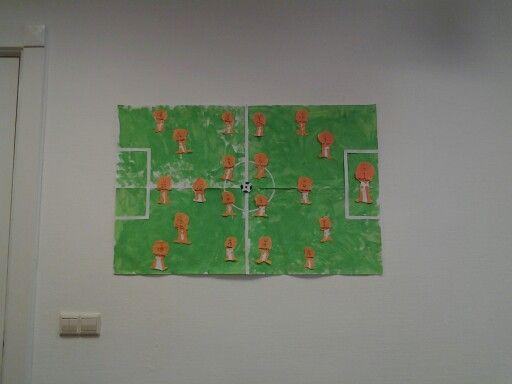 Ons voetbalteam