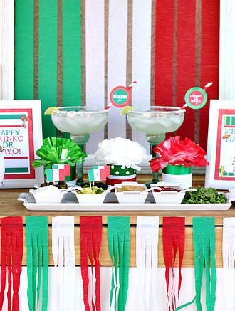 Mexican Fiesta party ideas | It's A Party-ful Life!