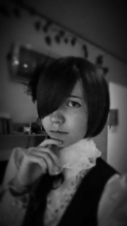 ~My Ciel Phantomhive cosplay~
