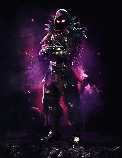 Raven Skin EPIC! Season 5 Worlds Collide • Millions of