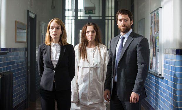 BBC3 drama Thirteen first look: Jodie Comer, Aneurin Barnard and Richard Rankin. So good