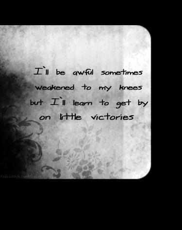 Little Victories - Matt Nathanson