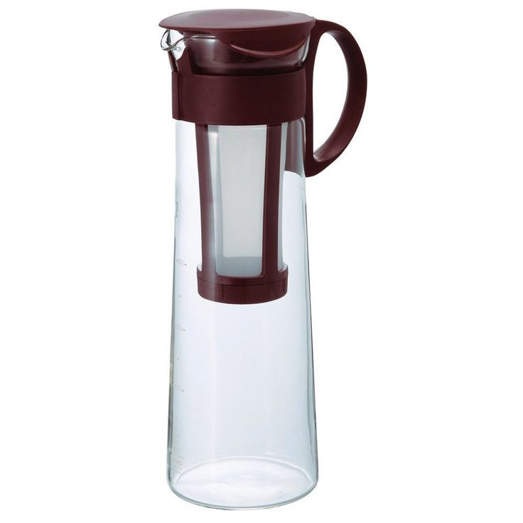 Hario V60 Iced Coffee Maker (Brown)