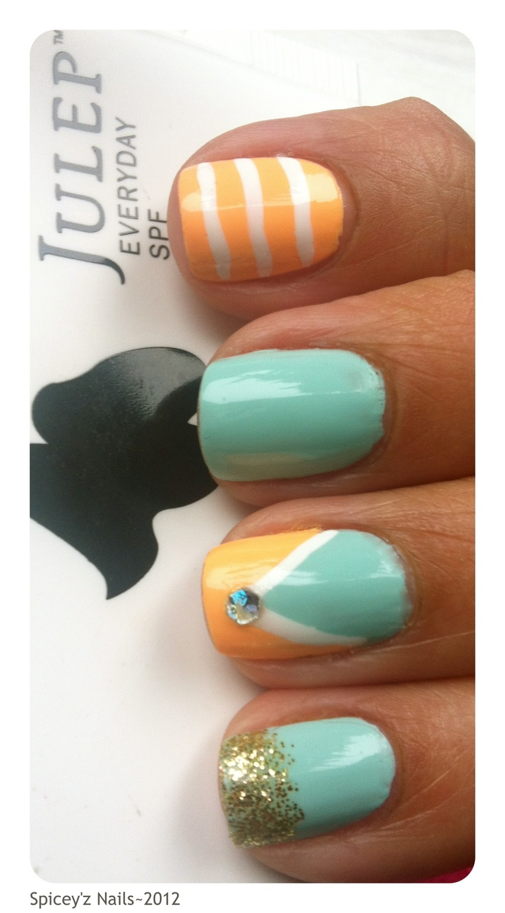 170 best Spicey\'z Nails!..<3 images on Pinterest | Autumn nails ...