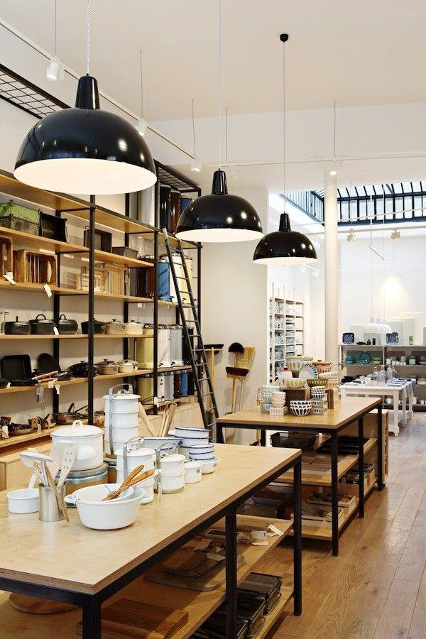 La Trésorerie # boutique parisienne # parisian store # concept store # 11 rue du Château d'Eau Paris X # mimiemontmartre