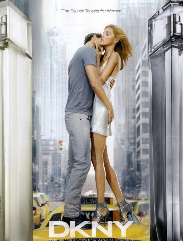 DKNY Ad Campaign DKNY