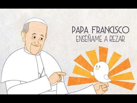 Santo Padre, enséñanos a rezar - Un minuto con Francisco