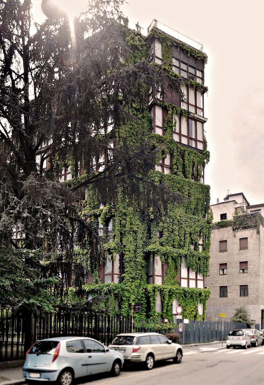 Edificio per abitazioni, Angelo Mangiarotti e Bruno Morassutti, 1959-1960, via…