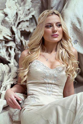 Новые свадебные коллекции 2014 бренда головных уборов Beretk!Ah