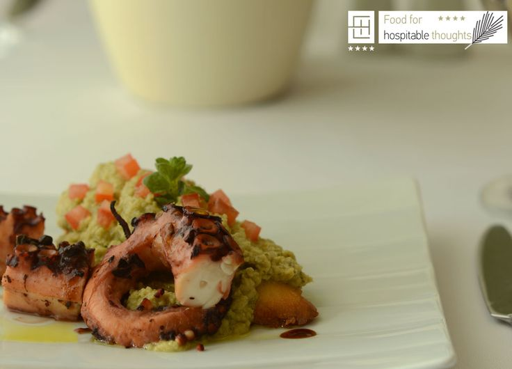 Delicious Greek Octopus