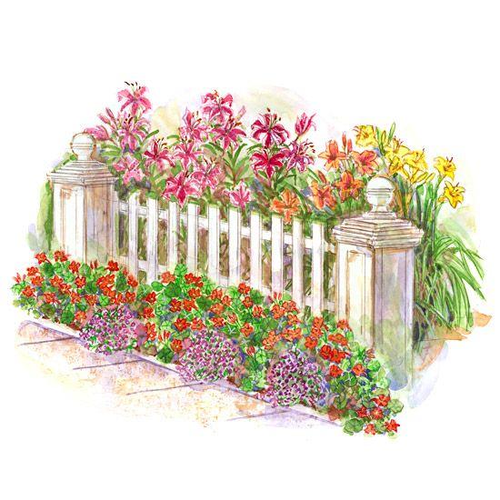 Best 20 Flower garden plans ideas on Pinterest