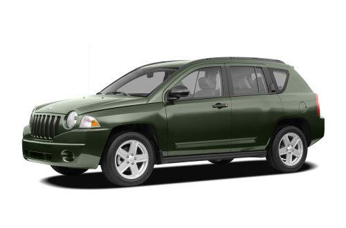 Great  2008 Jeep Compass Recalls