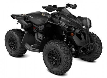 ATV Can-Am Bombardier Can-Am Renegade X XC 1000R '17