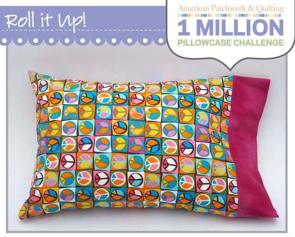 Easy Pillowcase Pattern free pattern