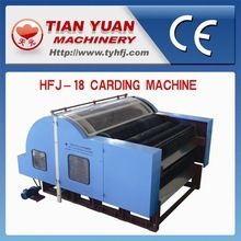 Hfj-18 spinning lana máquina extractor