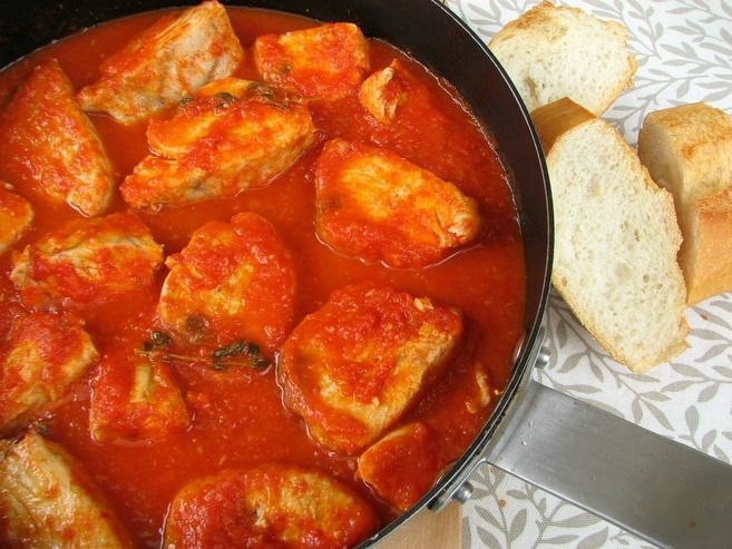 Bonito con tomate | El Comidista EL PAÍS                                                                                                                                                                                 Más