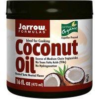 "Check out this product I found on iHerb.com. Optional(""Jarrow Formulas, Organic Coconut Oil, 16 oz (473 g)"")"
