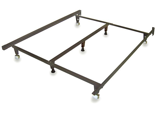 5-in-1 Heavy Duty Bed Frame - Grand Home Furnishings   0202766