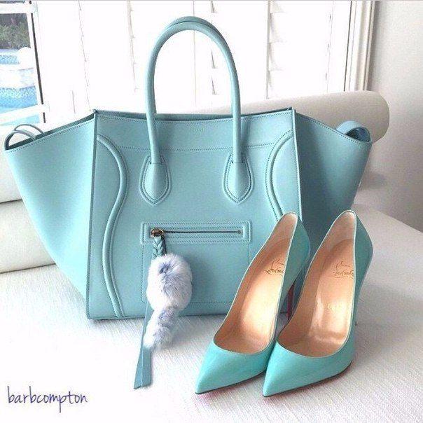 Handbags & Wallets - Celine  Louboutin #ad  - How should we combine handbags and wallets?