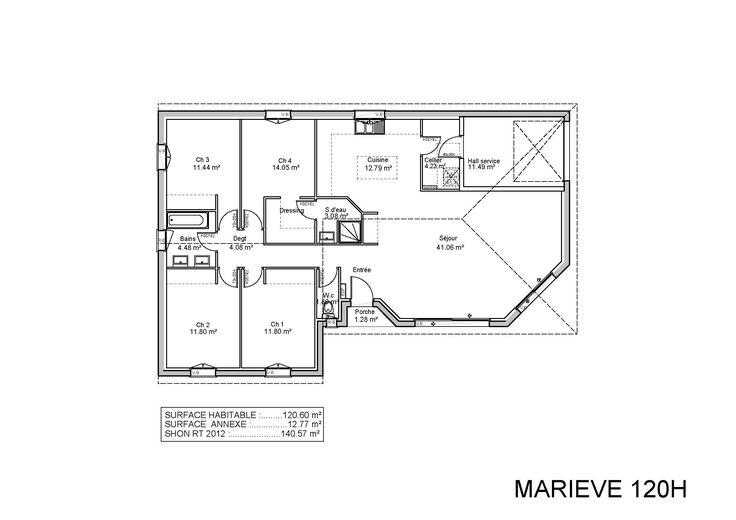 205 best plan maison parfaite images on pinterest house for Mon plan de maison parfait