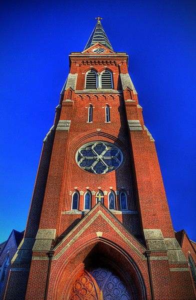 Churches in our Parish | Good Shepherd Parish | Saco, ME St. Joseph Church, Biddeford ME