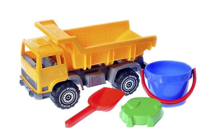 PLASTO Autosetti  myös käytetyt ISOT kuorma-autot käy mainiosti :)