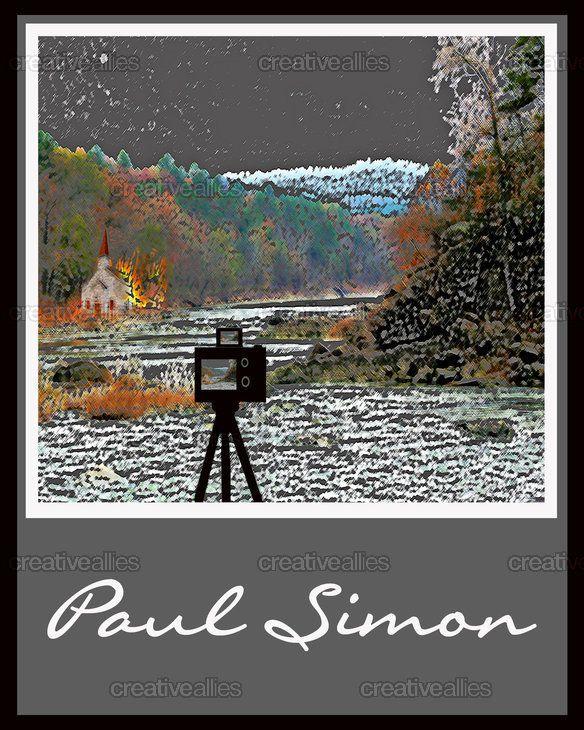 Paul Simon on CreativeAllies.com