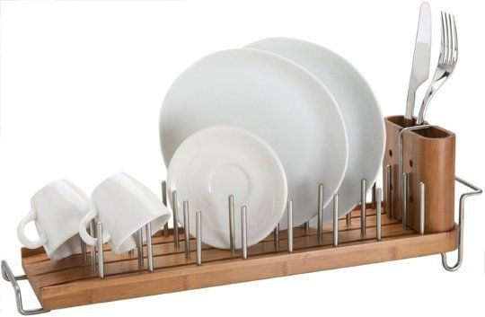 Stylish and Functional: Best Dish Racks and Drainers — Annual Guide 2015