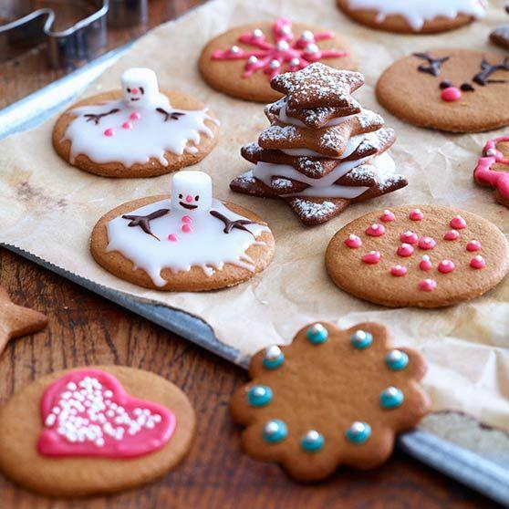 Julebrunkager, jul, dansukker, brunkager, inspiration, opskrift, christmas,