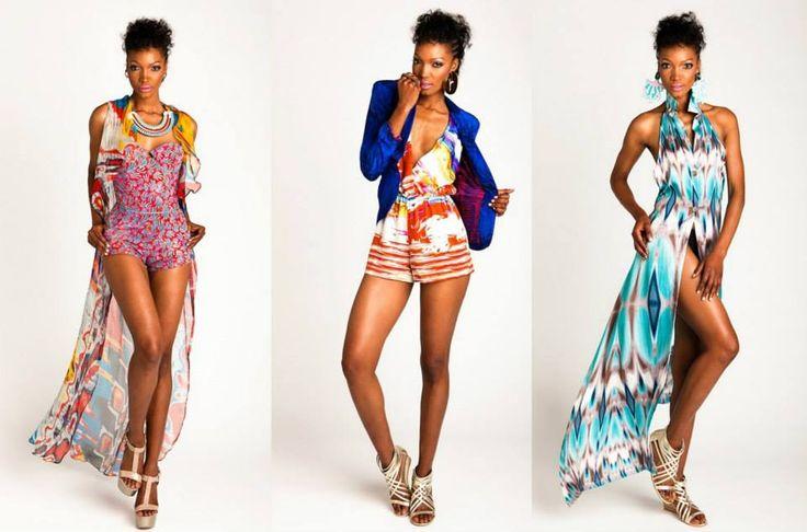 Caribbean Fashion: 60 Best Caribbean Fashion Designer Of The Week Images On