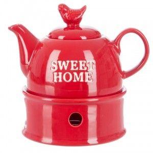 """Чайник заварочный с горелкой """"Милый Дом"""" создан специально для уюта на кухне. Стоимость 4950 руб. #чайник #кухня #sweethome #посуда #teapot"""