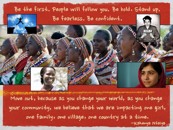 Lenten Practice Day 39:  Watch this incredibly moving and inspiring video, and think about who you can empower, how you can change someone's life, or what you can start today: http://www.ted.com/talks/kakenya_ntaiya_a_girl_who_demanded_school.html