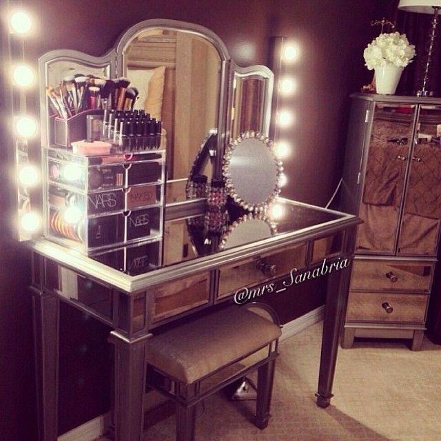 Best 25+ Girls Vanity Table Ideas On Pinterest | Vanity With Mirror, Diy  Makeup Vanity Table And Vanity For Bedroom