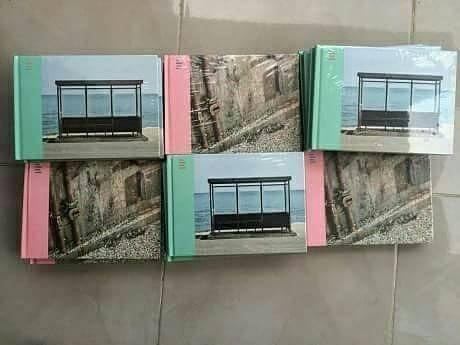"[Ready Stock] BTS album ""YNWA ToscaPink"" Bonus posterphotocard - 240k  - tdk menerima tf uang lwat M-BANKING - harus sabar menunggu brang dtng - pengriman brang lewat EMS pengiriman korea ke indonesia - barang lngsung smpai ke rmh pemesanan  Minat DM #kpop #kpopwishlist #albumkpop #EXOL #kpopshop #kpopers #lighstick #album #official #exo #bts #seventeen #got7 #ikon #bigbang #vixx #Apink #exol #twice #gfriend #chanbaek #bangtan #armyina #army #bts"