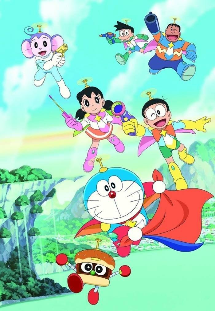 Doraemon hiệp sĩ không gian !!