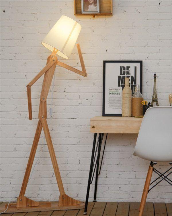 50 Unique Floor Lamps That Always Deserve The Spotlight Unique