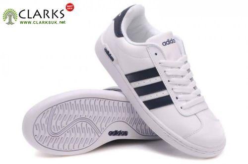 Stan Smith Adidas Black Stripes
