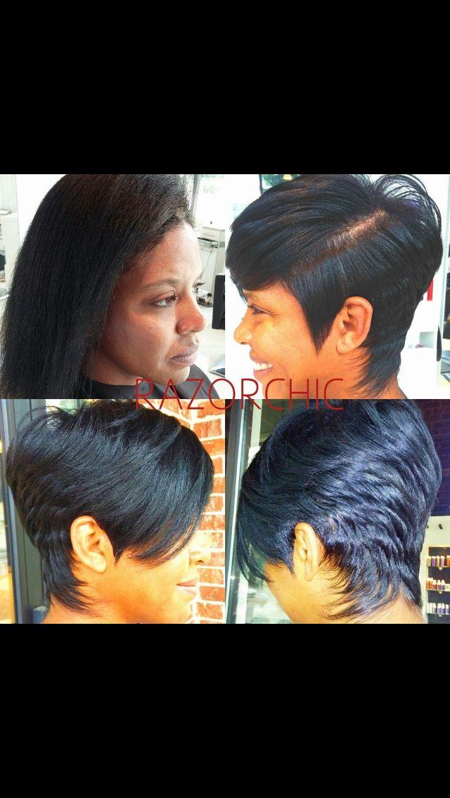 Razor Chic Of Atlanta Hairstyles 81 Best Razor Chicatl Images On Pinterest  Razor Chic Short
