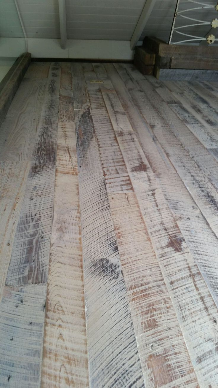 Reclaimed flooring, 100% dirty top with white oil, by Good Wood Nashville ( - 29 Best Images About Reclaimed Wood Floors On Pinterest Pine