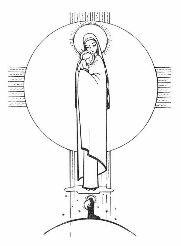 180 best Mother Mary--To Draw images on Pinterest